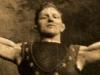 Carl Busch a kettlebell iron cross