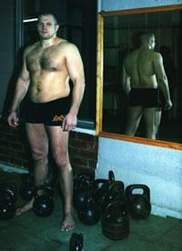 Kettlebells jako funkční trénink pro bojová umění a sporty