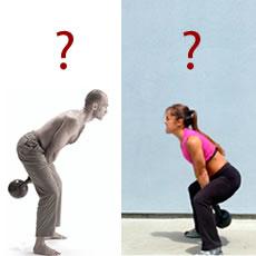 CrossFit kettlebell swing – správně, špatně, nebo jak to tedy je? (1)