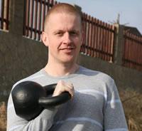 Josef Sokol - kettlebell pro MMA a bojová umění a sporty