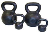 tipy pro kettlebell začátečníky - jakou váhu kettlebell si vybrat?