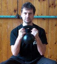Kettlebells pro bojová umění