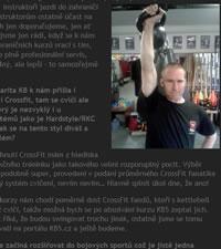 Rozhovor s Pavlem Mackem o kettlebell, systému KB5 a funkčním tréninku