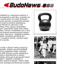 Cvičení s kettlebell pro bojová umění a sporty