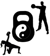 Kettlebell swing a kettlebell TGU: Yin a yang v praxi