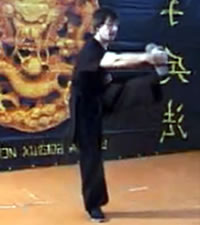 Posilování s vlastní vahou z čínských bojových umění