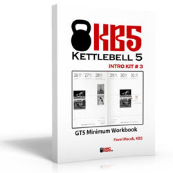 KB5 Intro Kit # 3: NW Prep Workbook