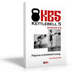 Kettlebell KB5 Intro Kit #5: Příprava na kettlebell swing