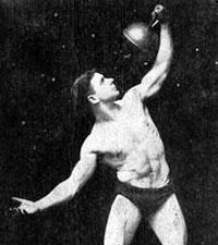 Sig Klein, Kettlebell (1932)