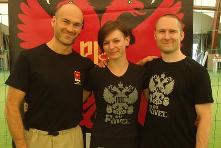 RKC na vlastní kůži – Russian Kettlebell Challenge, Itálie 2012