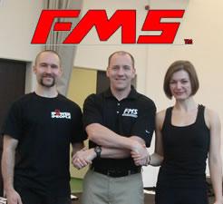 Pavel a Justyna úspěšně absolvovali pokročilý kurz CK-FMS v Budapešti!