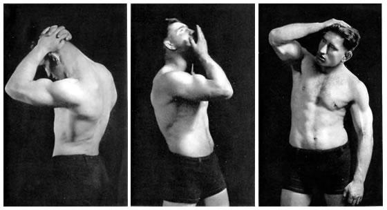 Naked Warrior Extra: Posilování krku podle Earle Liedermana