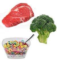 Zdravá strava: Co jíst, co občas a co úplně vynechat