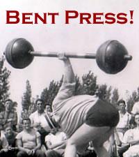 Bent press: Nejzajímavější a nejvíce fascinující ze všech liftů