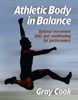Athletic Body in Balance Gray Cook