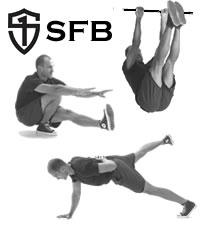 Posilovaní s vlastní vahou: SFB
