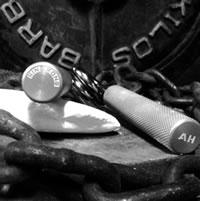 Posílení úchopu - trénink s grippery