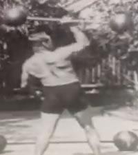 Legendární Gustav Frištenský – raritní videa z let 1914-1949