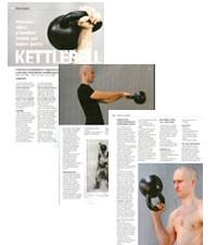 Kettlebell - posilování pro bojová umění