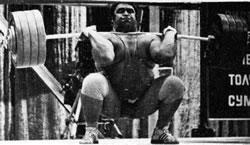 """""""Nejlepší"""" dřep - čelní dřep (front squat)"""