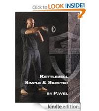 Nová kniha Pavla Tsatsoulina: Kettlebell – Simple & Sinister