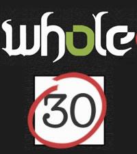 Zdravá strava - program na 30 dní Whole30