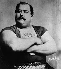 Louis Cyr: Nejsilnější muž na světě