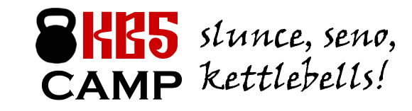 Kettlebell KB5 Camp
