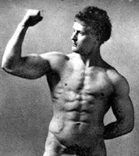 Legendární silák Eugene Sandow