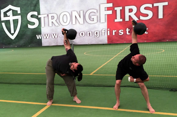 StrongFirst - Bent Press