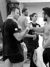Kettlebell KB5 Gym Brno
