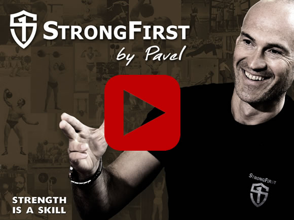 Interview with Pavel Tsatsouline, StrongFirst Chief Instructor