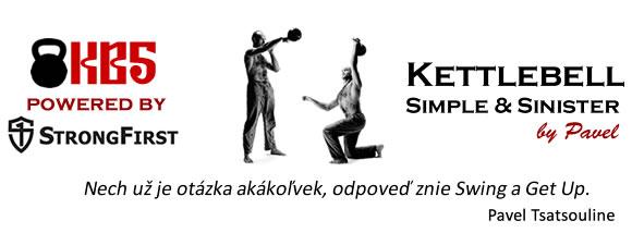 Cvičenie s kettlebell pro začiatočníkov: S&S