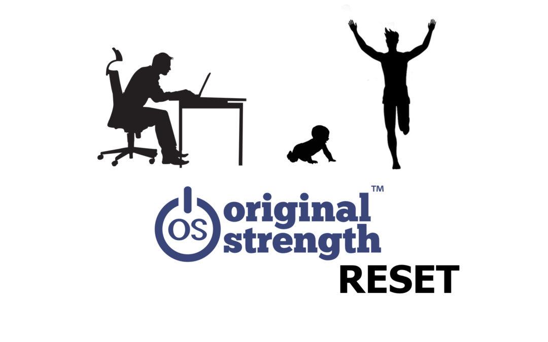 Zdraví, pružnost, síla, kondice, pohyb: OS Reset