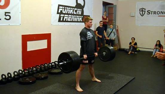 Funkční trénink Praha