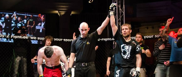 Kettlebell trénink pro MMA