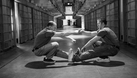Cvičení s vlastní vahou: 5 důvodů, proč trénovat jako vězeň