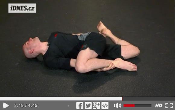Škola síly (5): Strečink - 3 top cviky pro zdraví, větší sílu a lepší výkony [video]