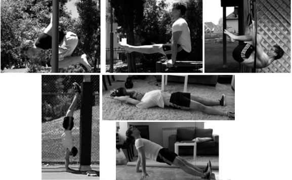 Front/back lever, L/V-sit, stojka – jak je zařadit do cvičebního programu?