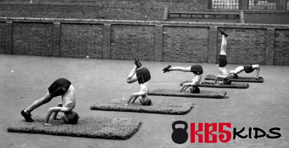 Všestranná pohybová, silová a kondiční příprava pro děti: KB5 Kids