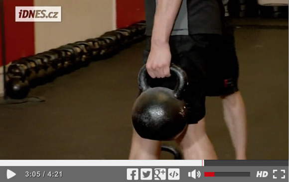Škola síly (23): Nošení těžké zátěže  [video]