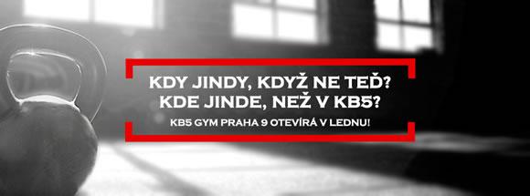 KB5 Gym Praha 9