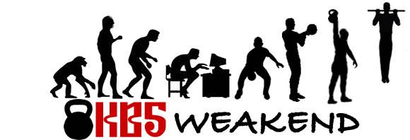 KB5 WeakEnd: Cvičení s kettlebell pro pokročilé