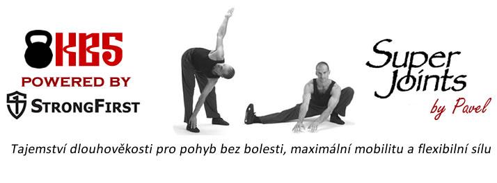 Mobilita a flexibilita pro začátečníky: Super Joints