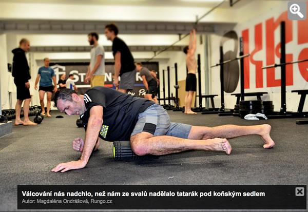 (P)rehabilitační, pohybový, silový a kondiční program pro běžce