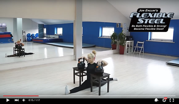Flexible Steel Minimum: Gazela [Video]