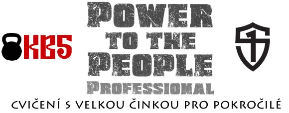 Cvičení s velkou činkou pro pokročilé: PTTP Professional