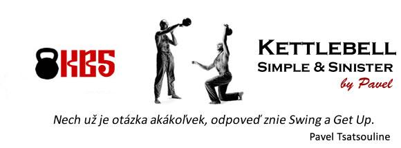 Cvičenie s kettlebell pre začiatočníkov: S&S