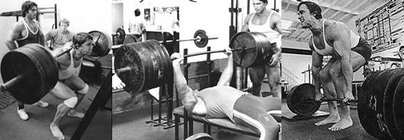 Falejev: 80/20 program pro sílu a svaly