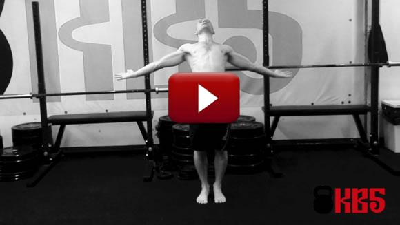 #KB5vyzva- 12 kroků ke zdraví, síle, a kondici: Motýl
